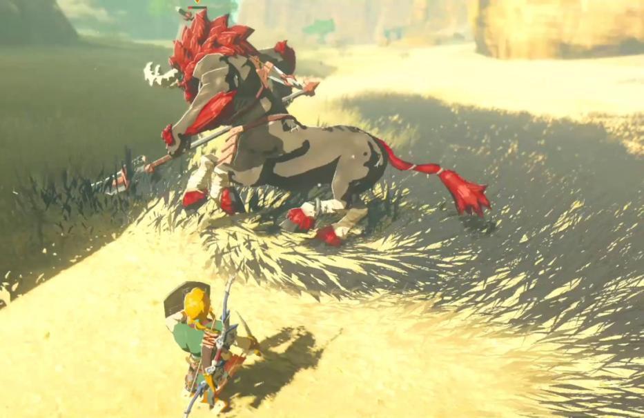 The Legend of Zelda: Breath of the Wild (WII U) – Jinx The