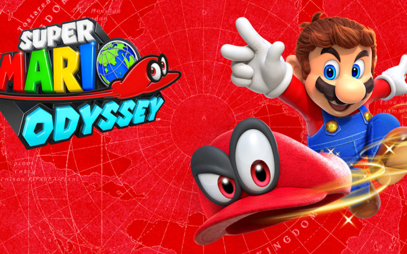Super Mario Odyssey Jinx The Game Critic
