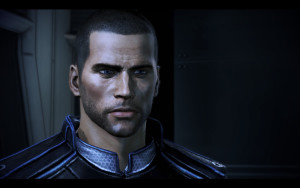 I am Commander Shepard, and this is my favourite blog on the Citadel.