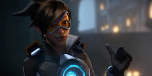 Tracer certainly does have the quirky look