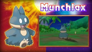 Don't forget also to use the mystery gift option soon to get a free munchlax with a Z-Crystal!
